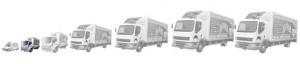 road runner trucks