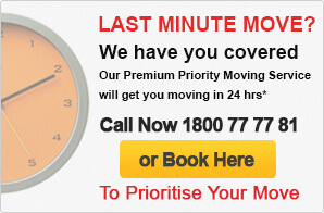 Book AAA city removalist