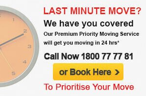 removalist moving service