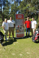 Charity event at Oatlands Golf Club