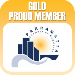 Parramatta Chamber of Commerce - Gold Member