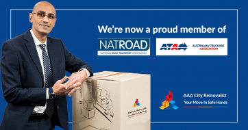 AAA Proud Member of NATROAD