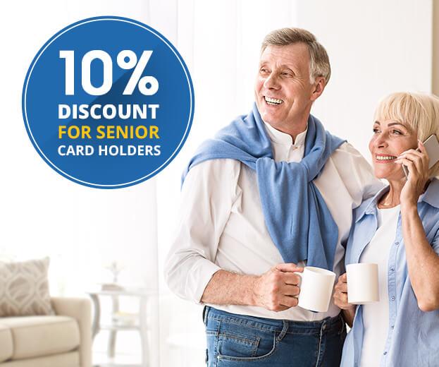 AAA City Removalist - Senior Discount