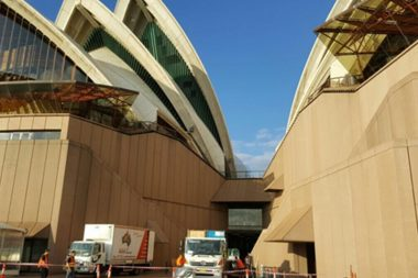 Sydney Opera House Case Study: Commercial Relocation