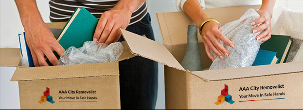 We offer Moving services
