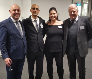Board of Directors of the Parramatta
