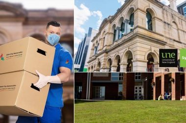 Commercial Move Case Study: University of New England, Parramatta